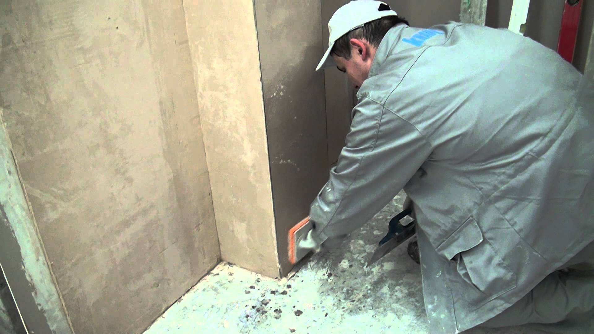 Подготовка стен под поклейку обоев своими руками