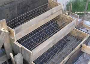 Отделка бетонных лестниц своими руками фото 200