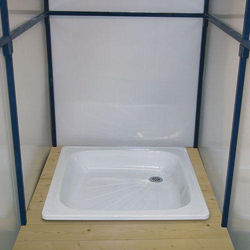 Установка емкости для воды