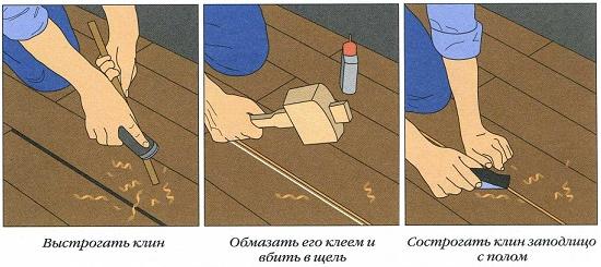 Ремонт деревянного пола своими руками, подготовка к работе, правила проведения простого ремонта, этапы капитального ремонта деревянного пола своими руками