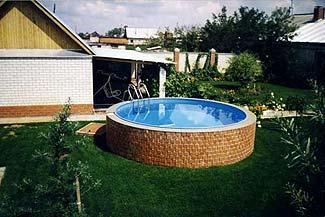 Как выбирать место для строительства бассейна