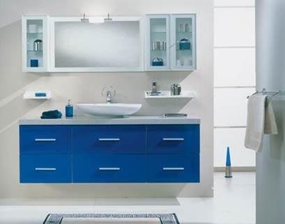 Выбор мебели для ванной в соответствии со стилем интерьера