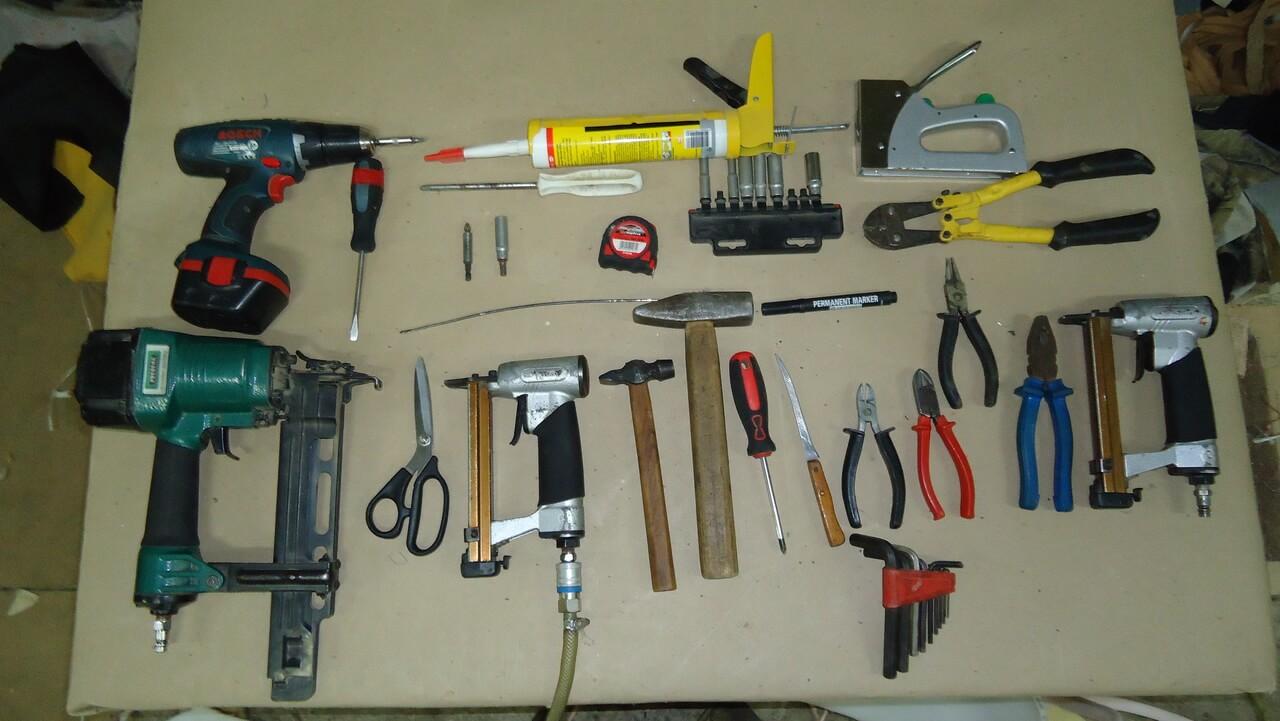 Инструменты для изготовления мебели своими руками 78