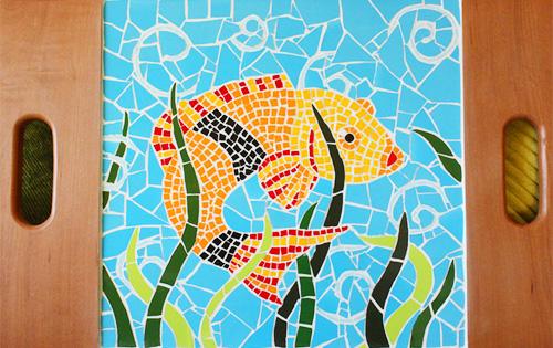 Из чего можно сделать мозаику своими руками фото 449