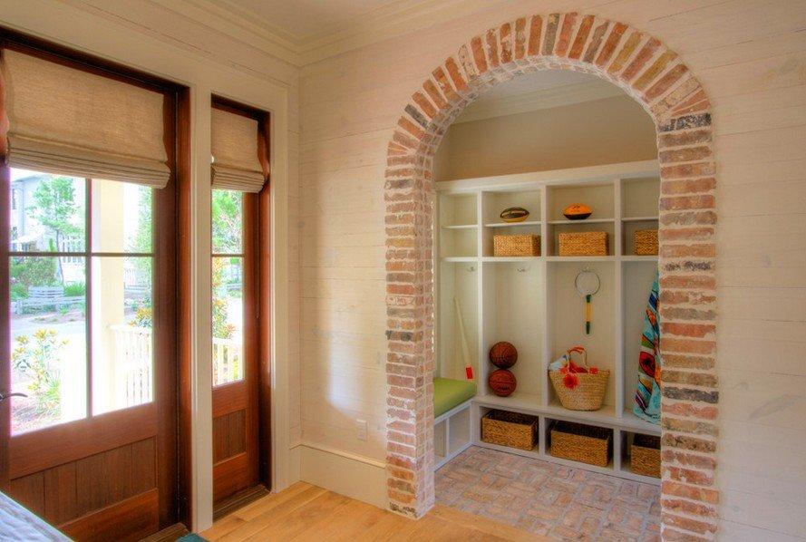 как украсить дверной проем без двери фото дизайн ногтей
